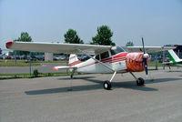 C-FSRM @ CYOO - Cessna 170B [20272] Oshawa~C 25/06/2005 - by Ray Barber