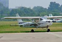 C-FOOU @ CYOO - Cessna 152 [152-82352] Oshawa~C 25/06/2005 - by Ray Barber