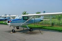 C-GADZ @ CYOO - Cessna 152 [152-80683] Oshawa~C 25/06/2005 - by Ray Barber