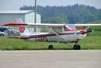 C-GRPQ @ CYOO - Cessna 152 [152-84389] Oshawa~C 25/06/2005 - by Ray Barber