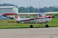 C-GYYG @ CYOO - Cessna 152 [152-82413] Oshawa~C 25/06/2005 - by Ray Barber