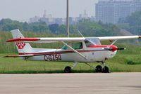 C-GZSU @ CYOO - Cessna 152 [152-80728] Oshawa~C 25/06/2005 - by Ray Barber