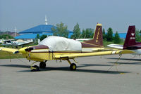 C-GCBD @ CYOO - Grumman American AA-5 Traveler [AA5-0108] Oshawa~C 25/06/2005 - by Ray Barber