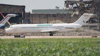 N215US @ YIP - USA jet DC-9
