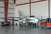 C-GKNP @ CYKF - Beech B100 King Air [BE-89] (Airsprint) Kitchener-Waterloo Regional~C 24/06/2005 - by Ray Barber