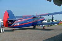 C-GFBR @ CYOO - Antonov An-2PK [1G238-52] Oshawa~C 25/06/2005