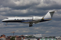 N555LR - GLF4 - Kyrgyz International Airlines