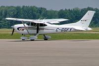 C-GGFY @ CYKF - Cessna 182S Skylane [182-80737] Kitchener-Waterloo Regional~C 24/06/2005 - by Ray Barber