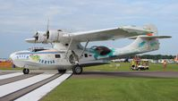 N222FT @ LAL - PBY Catalina