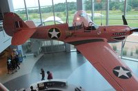 N222SU @ AZO - P-40N Warhawk