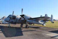 N225TT @ SUA - OV-1D Mohawk