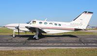 N226HP @ LAL - Cessna 414A