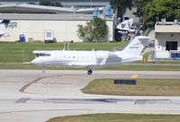 N227CP @ FLL - Challenger 601 - by Florida Metal