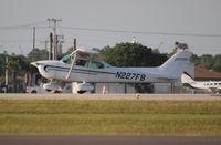 N227FB @ LAL - Cessna 172N