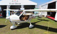 N239DW @ LAL - Flight Design CTLS