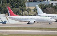 N240JT @ TPA - Former EI-ETT TrawelFly Italy 737-400