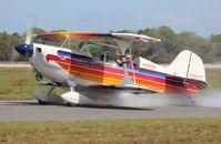 N249GC @ TIX - Christen Eagle II - by Florida Metal