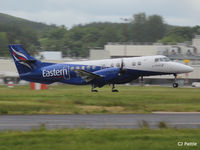 G-MAJD @ EGPD - In action at Aberdeen Airport, Scotland EGPD - by Clive Pattle