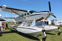 N276MA @ LAL - Cessna 208