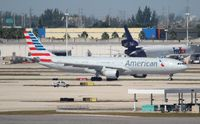 N277AY @ MIA - American A330-300