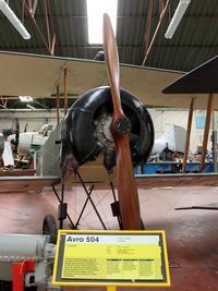 BAPC042 @ EGYK - On display at the Yorkshire Aviation Museum, Elvington, EGYK - by Clive Pattle