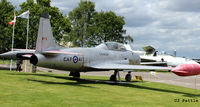 21417 @ EGYK - On display at the Yorkshire Air Museum, Elvington, EGYK - by Clive Pattle