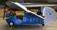 G-AFFI @ EGYK - On display at the Yorkshire Air Museum, Elvington, Yorks, UK former EGYK - by Clive Pattle