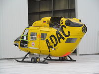 D-HEMS @ NZAR - last bits still hanging around - by magnaman