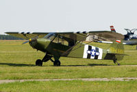 OE-AGO @ LOXN - Piper PA-18-105 Super Cub [18-156] Wiener Neustadt West~OE 12/07/2009