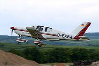 D-EKBA @ LOAG - Socata TB-200 Tobago XL [1798] Krems~OE 11/07/2009 - by Ray Barber