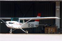 OE-CEB @ LOWG - Cessna 152 [152-80994] Graz~OE 14/07/2009