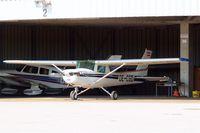 OE-CGD @ LOWG - Cessna 152 [152-85793] Graz~OE 14/07/2009