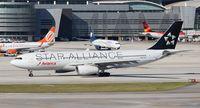 N279AV @ MIA - Avianca Star Alliance