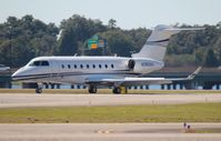 N280GU @ ORL - Gulfstream G280