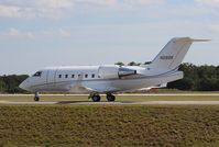N280K @ ORL - Challenger 601 - by Florida Metal