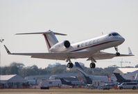 N292MU @ ORL - Gulfstream IV