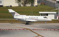 N297TX @ FLL - Hawker 800XP