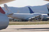 N303TW @ MZJ - Former TWA 747-200