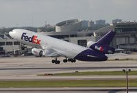 N311FE @ MIA - Fed Ex MD-10-30