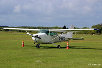 G-BNTP @ EGCB - Resting at Barton, EGCB - by Clive Pattle
