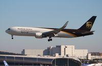N314UP @ MIA - UPS 767-300