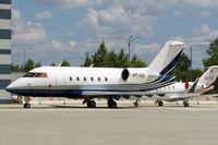 VP-CIC @ LOWW - Canadair CL.601-3A Challenger [5011] Vienna-Schwechat~OE 13/07/2009