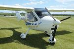 G-CGIZ @ X5FB - Flight Design CTSW at Fishburn Airfield UK, May 30th 2015. - by Malcolm Clarke