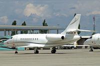 D-BIKA @ LOWW - Dassault Falcon 2000EX EASy [76] ACM Air Charter Luftfahrt) Vienna-Schwechat~OE 13/07/2009