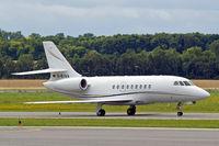 D-BIKA @ LOWW - Dassault Falcon 2000EX EASy [76] ACM Air Charter Luftfahrt) Vienna-Schwechat~OE 13/07/2009 - by Ray Barber