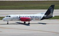 N328AG @ FLL - Silver Airways