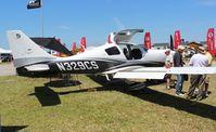 N329CS @ LAL - Cessna T240