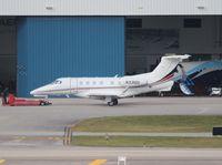 N331QS @ FLL - Net Jets Phenom 300