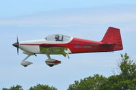 G-RVCE @ X3CX - About to land at Northrepps. - by Graham Reeve