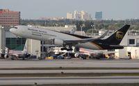 N332UP @ MIA - UPS 767-300